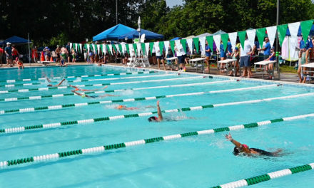 Fountain Green Swim Club and Maryland Golf & Country Club Teams Capture Division Championships